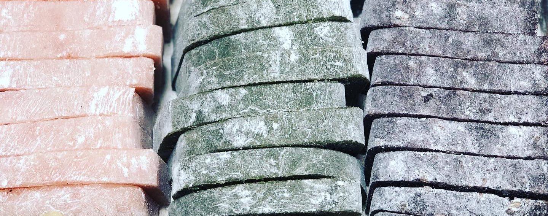 無農薬自然栽培のもち米を使った昔ながらの杵つき餅